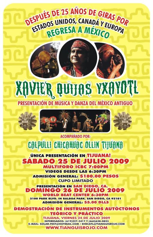 aztec flyer