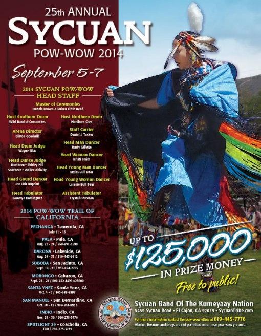 sycuan powwow 2014